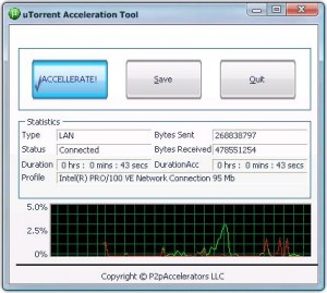 velocizzare utorrent - torrent più veloce