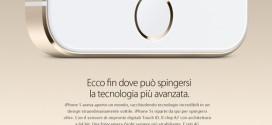 Lettore di impronte digitali sul nuovo iPhone 5S: Una scusa per schedarci tutti?