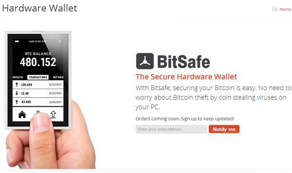 Portafoglio Hardware BitCoin