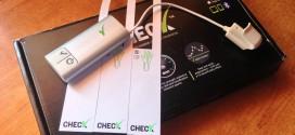 """Recensione di """"Check"""", il dispositivo Hi-Tech per allenarsi"""